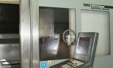 Large Capacity Vertical CNC Milling
